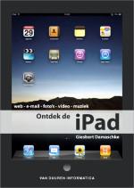 Boek - Ontdek de Ipad ISBN-13- 9789059404861